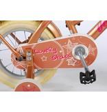 Volare Lovely Stars Goud 12 inch meisjesfiets goud