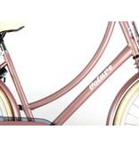 Volare Excellent Oud 26 inch meisjesfiets oud roze