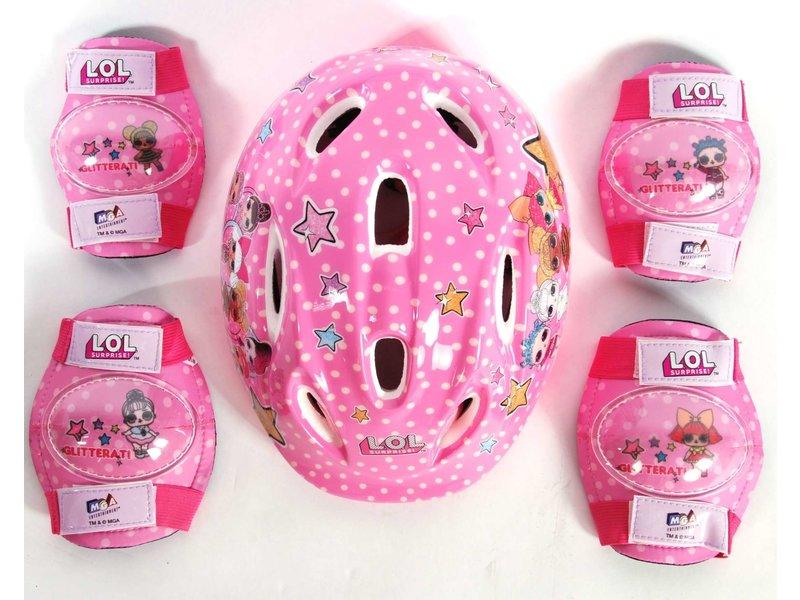 LOL Surprise LOL Protectionset roze
