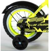 Volare Yellow Cruiser 12 inch jongensfiets geel