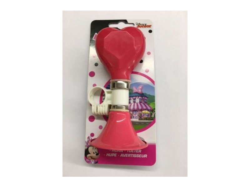 Disney Minnie Mouse toeter roze