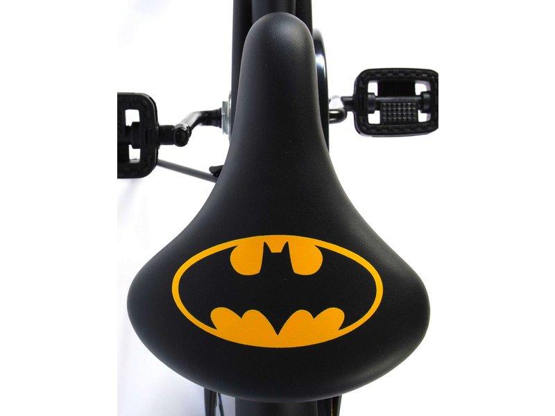 Batman 18 inch jongensfiets zwart