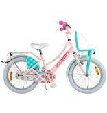 Volare Ibiza 18 inch meisjesfiets roze