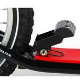 Volare Step 16 inch zwart rood