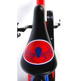 Ultimate Spider-Man 16 inch jongensfiets rood