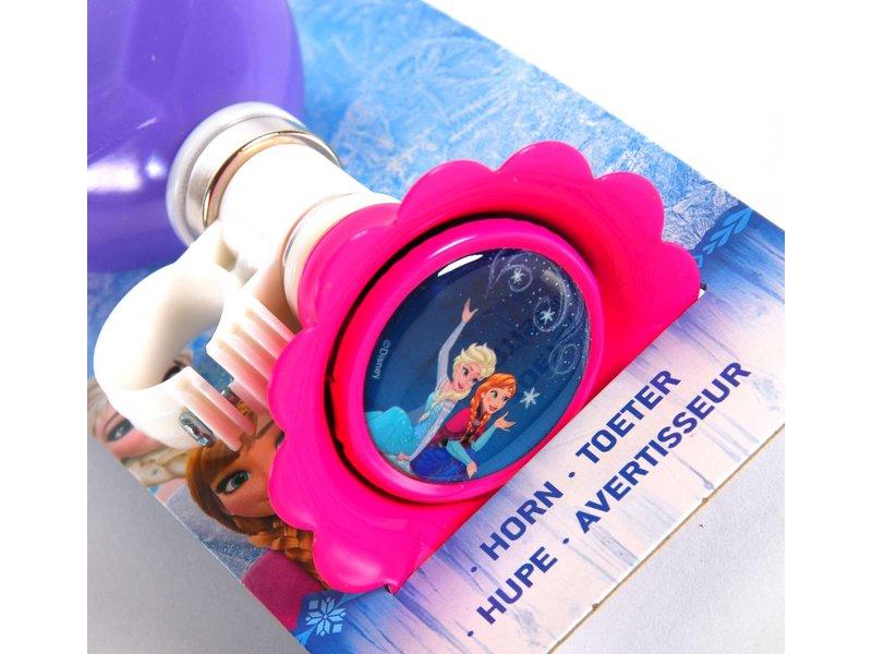 Disney Frozen Fietstoeter paars roze
