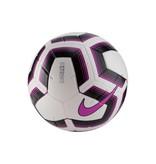 Nike Voetbal Striker Team Maat 5 zwart wit paars