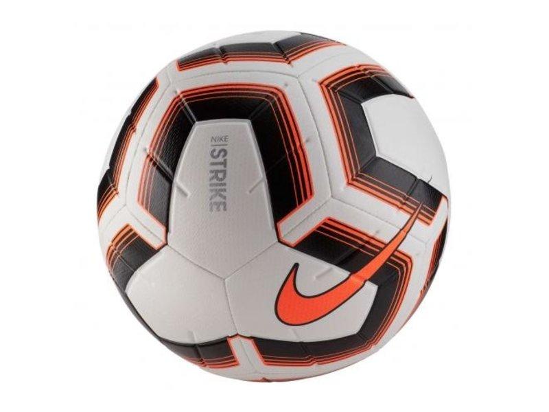 Nike Voetbal Striker Team Maat 5 zwart wit oranje