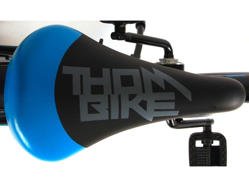 Volare Thombike City 20 inch jongensfiets mat zwart