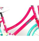 Volare Ibiza 20 inch meisjesfiets roze blauw