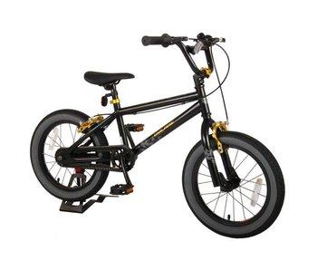 Volare Cool Rider 16 inch jongensfiets twee handremmen zwart