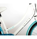 Volare Oma Dolce 24 inch meisjesfiets Shimano Nexus 3 wit / blauw