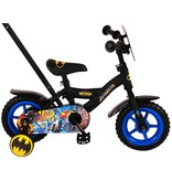 Ultimate Spider-Man Batman 10 inch jongensfiets rood