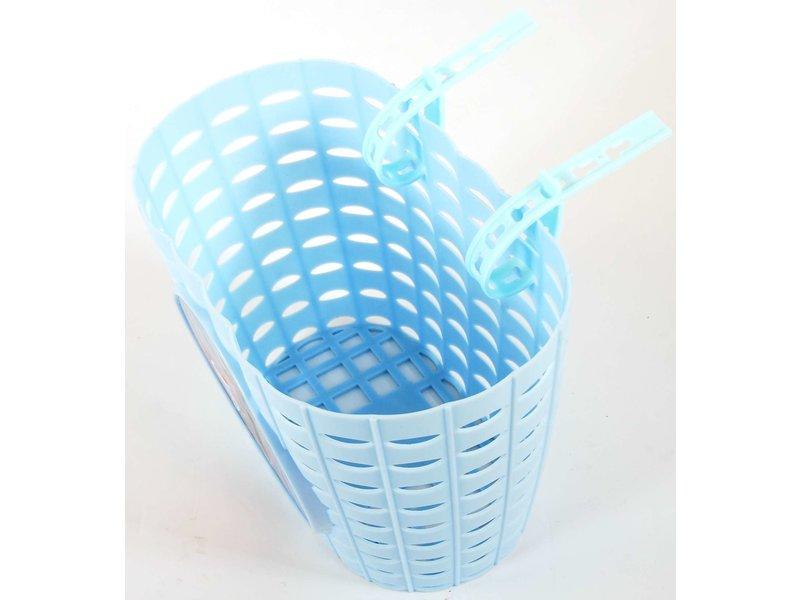 Disney Frozen 2 Plastic Mandje blauw
