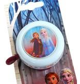 Disney Frozen 2 Fietsbel licht blauw paars