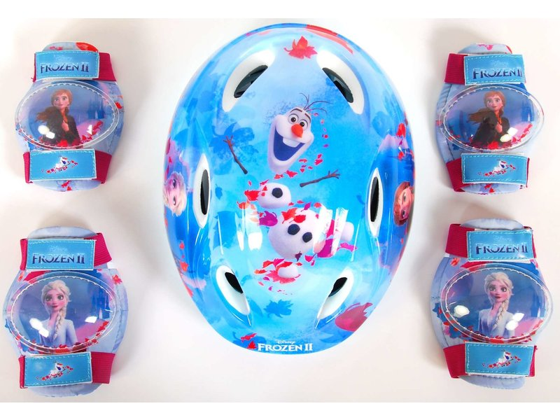 Disney Frozen 2 Protectionset licht blauw paars