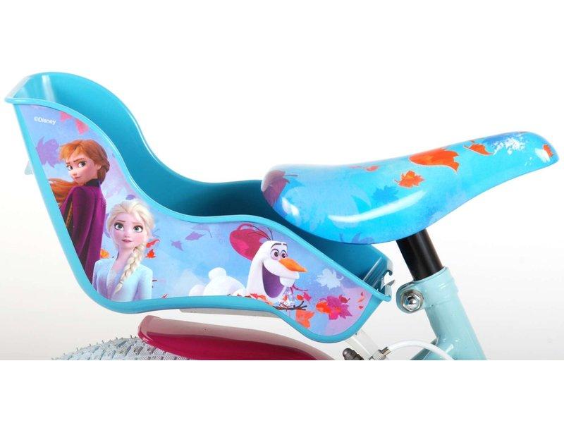 Disney Frozen 2 16 inch meisjesfiets blauw