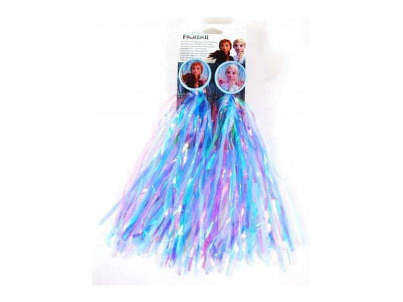 Disney Frozen 2 handvatstreamers licht blauw paars