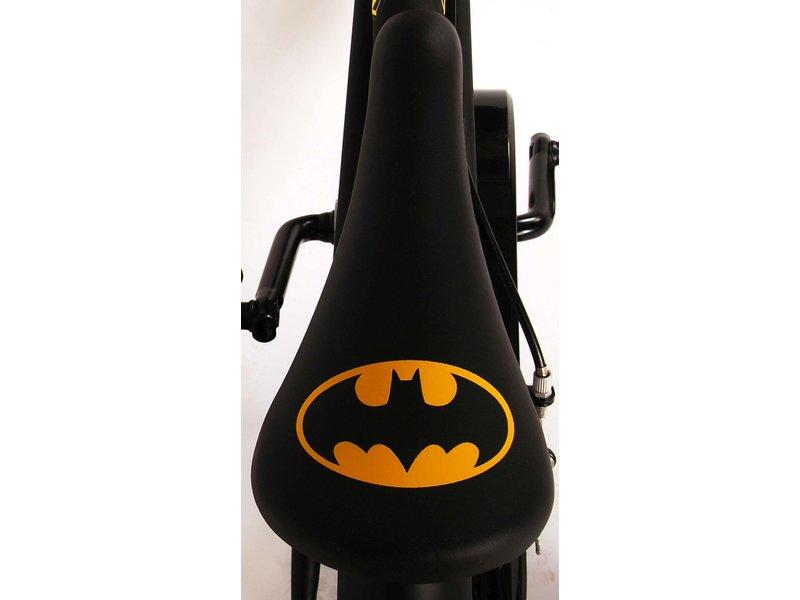 Batman 16 inch jongensfiets zwart