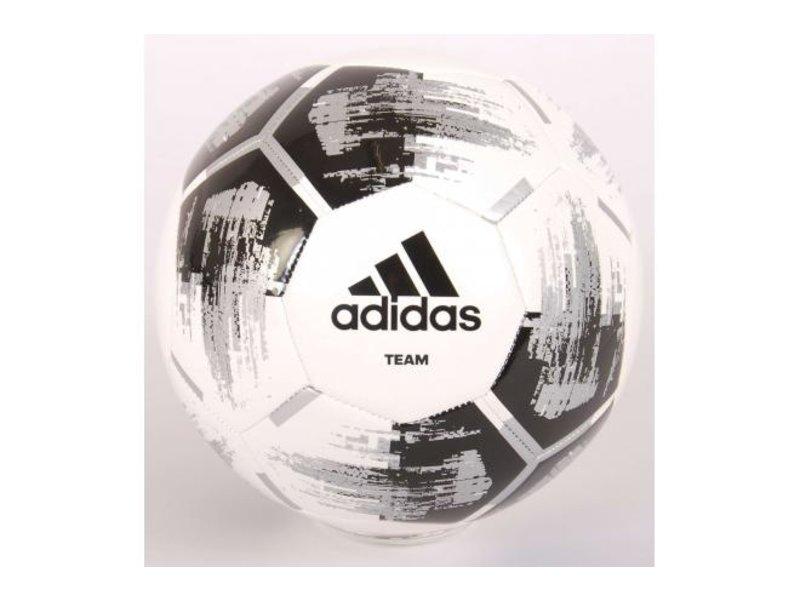 Voetbal Adidas Team Glider zwart wit