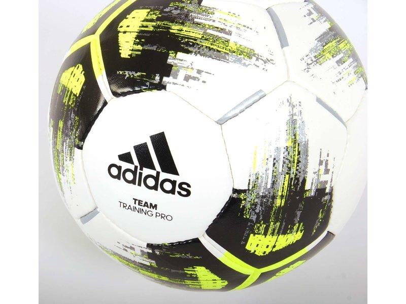 Voetbal Adidas Team Glider geel zwart