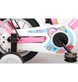 Volare Brilliant 12 inch meisjesfiets roze