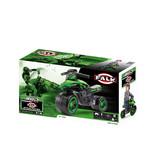 Falk Kawasaki Bud Racing Team Motor loopfiets groen
