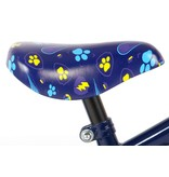 Paw Patrol Mighty Pups 14 inch jongensfiets rood blauw