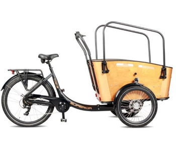 Vogue Superior e-bakfiets