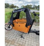 Vogue E-bike Carry tweewieler middenmotor Black
