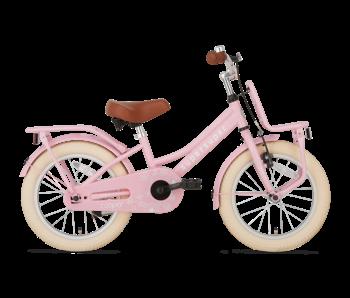 Popal Cooper 18 inch Meisjesfiets Roze