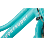 Popal Cooper 14 inch Meisjesfiets Turquoise