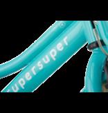 Popal Cooper 12 inch Meisjesfiets Turquoise