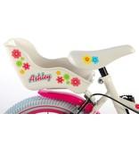 Volare Ashley 16 inch meisjesfiets wit