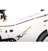 Volare Cool Rider 18 inch jongensfiets twee handremmen wit