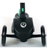 Q-Play Future Step met Led Vering zwart groen