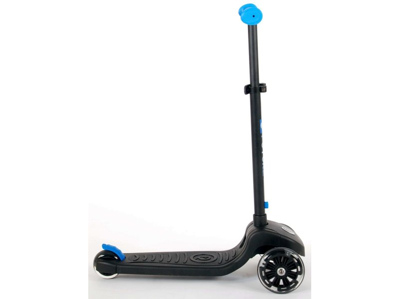 Q-Play Future Step met Led Vering zwart blauw