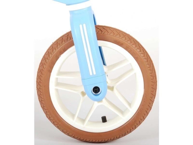 Volare 10 inch loopfiets blauw
