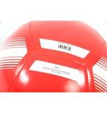 Nike Voetbal Pitch Team Maat 5 rood