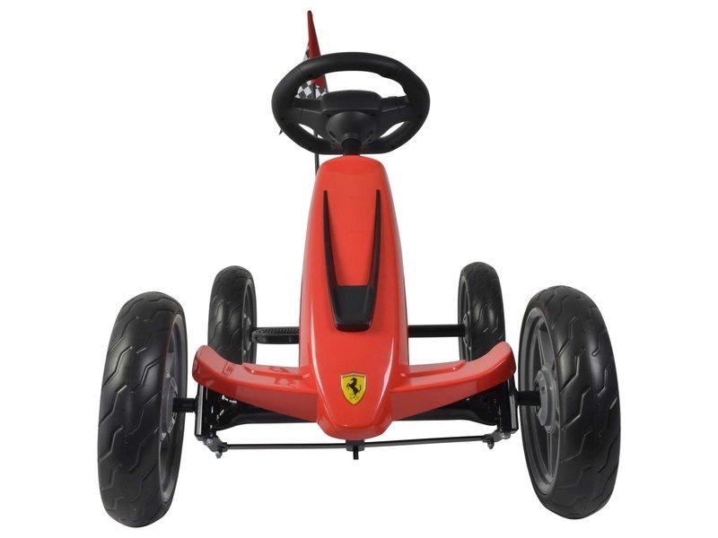 Scuderia Ferrari Go Kart Klein rood / wit