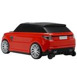 Range Rover Sport SVR Ride On Koffer Jongen rood