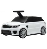 Range Rover Sport SVR Ride On Koffer wit