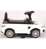 Range Rover Sport SVR Elektrische Auto 6 Volt Yes 3 gears wit