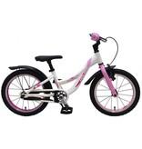 Volare Parelmoer 16 inch meisjesfiets parelmoer roze