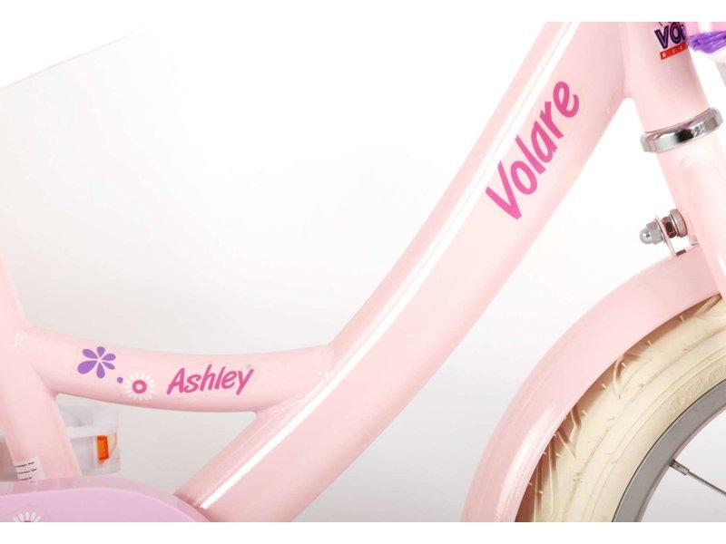 Volare 14 inch meisjesfiets roze