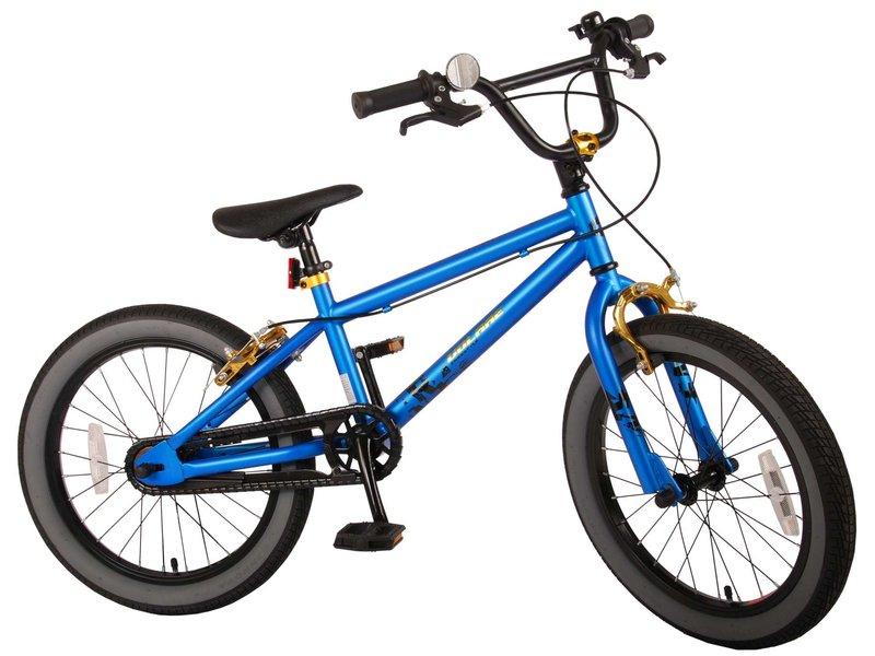 Volare Cool Rider 18 inch jongensfiets twee handremmen blauw
