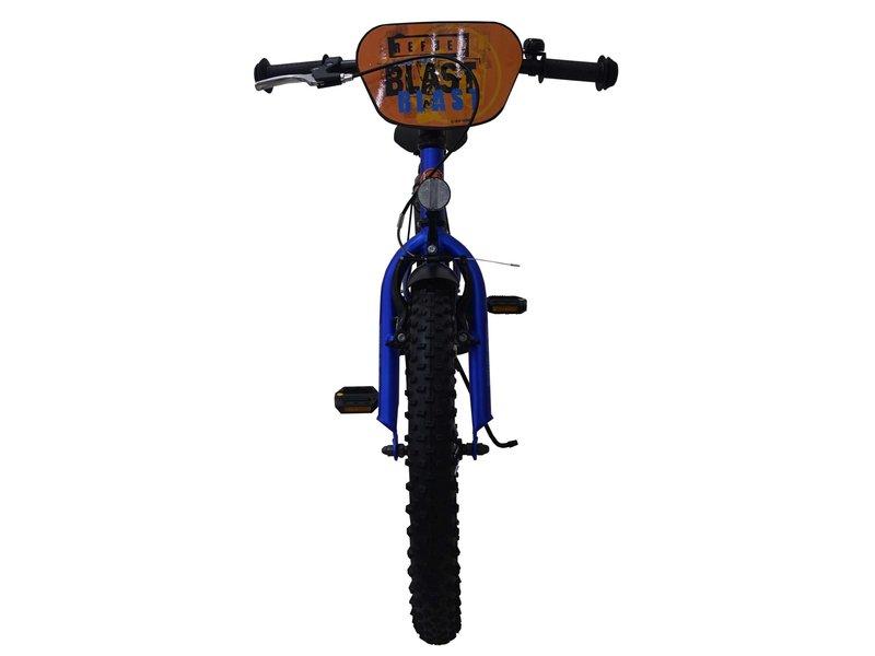 Hasbro Nerf NERF Satin Blue 18 inch jongensfiets satijn blauw