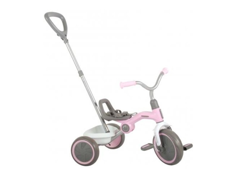 Q-Play Driewieler Tenco Pastel driewielers pastel roze