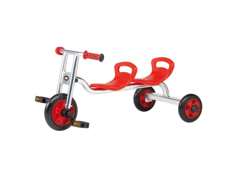 OkidO Toys Driewieler Duo KDV