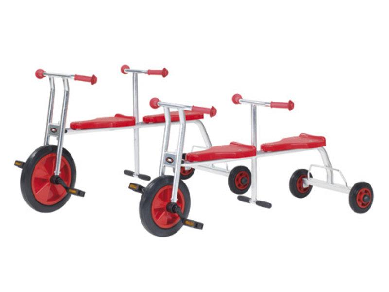 OkidO Toys Driewieler Duo Hoog